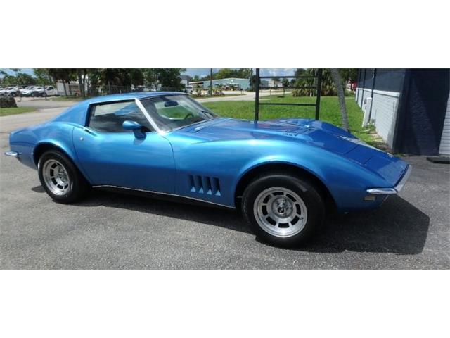 1968 Chevrolet Corvette (CC-1527202) for sale in Cadillac, Michigan