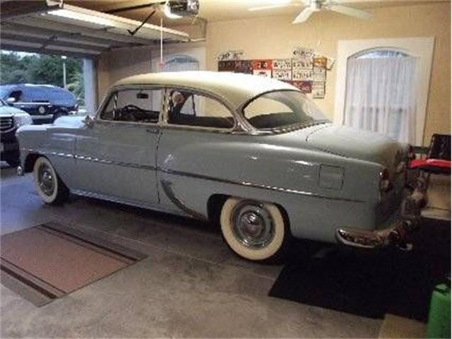 1953 Chevrolet Coupe (CC-1527205) for sale in Cadillac, Michigan