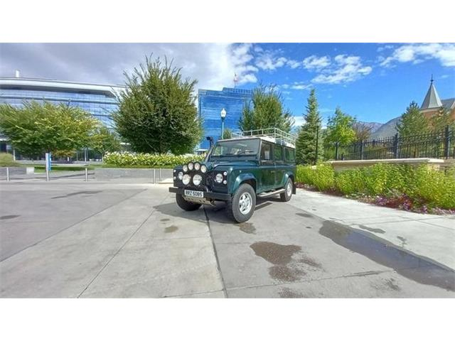 1980 Land Rover Defender (CC-1527206) for sale in Cadillac, Michigan
