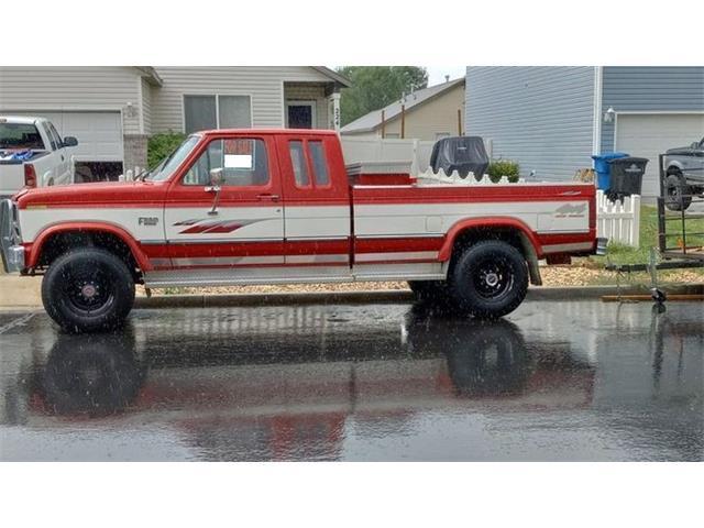 1984 Ford F250 (CC-1527209) for sale in Cadillac, Michigan