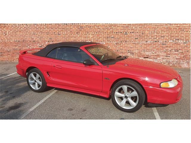 1996 Ford Mustang (CC-1520721) for sale in Greensboro, North Carolina
