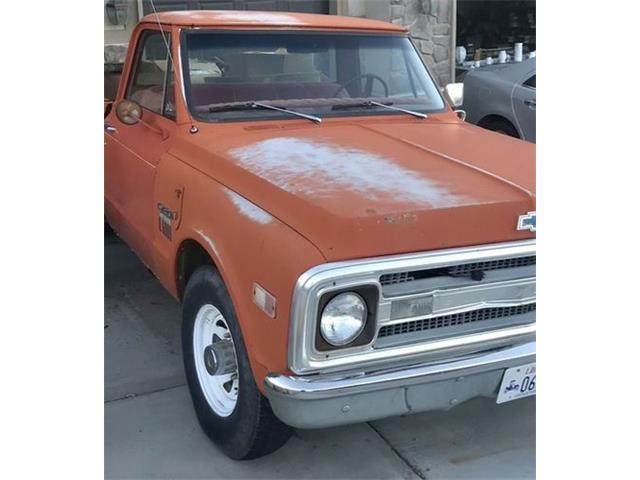 1969 Chevrolet Pickup (CC-1527214) for sale in Cadillac, Michigan