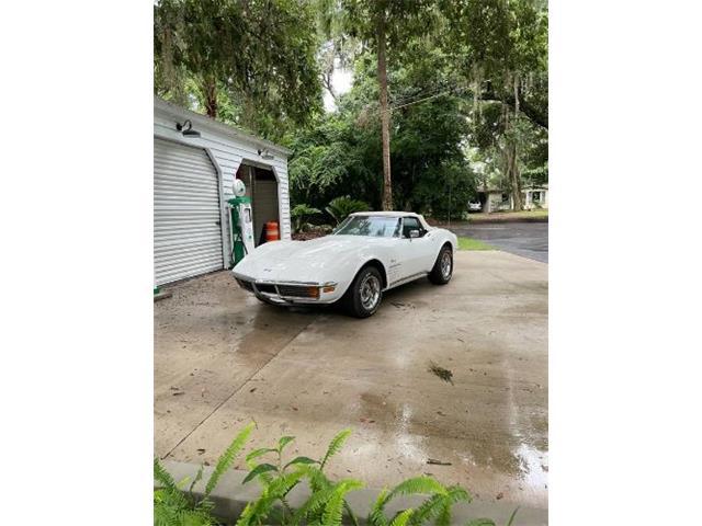1971 Chevrolet Corvette (CC-1527219) for sale in Cadillac, Michigan