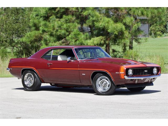 1969 Chevrolet Camaro SS (CC-1527226) for sale in Eustis, Florida