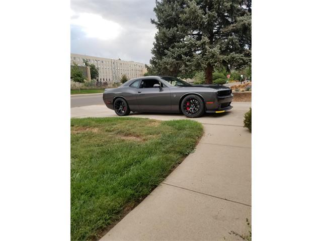 2016 Dodge Challenger (CC-1527229) for sale in Denver , Colorado