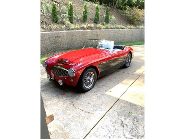 1958 Austin-Healey 100-6 (CC-1527242) for sale in FAIRVIEW, North Carolina