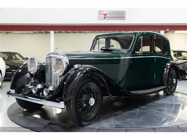 1937 Bentley 4-1/4 Litre (CC-1527250) for sale in Rancho Cordova, CA, California