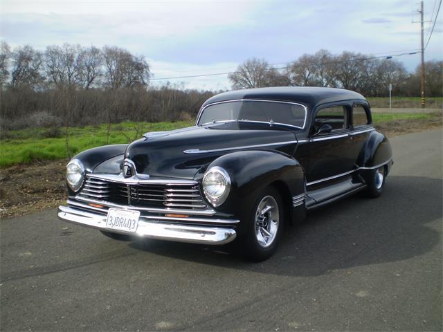 1947 Hudson Super 6 Custom (CC-1527256) for sale in west sacramento, California