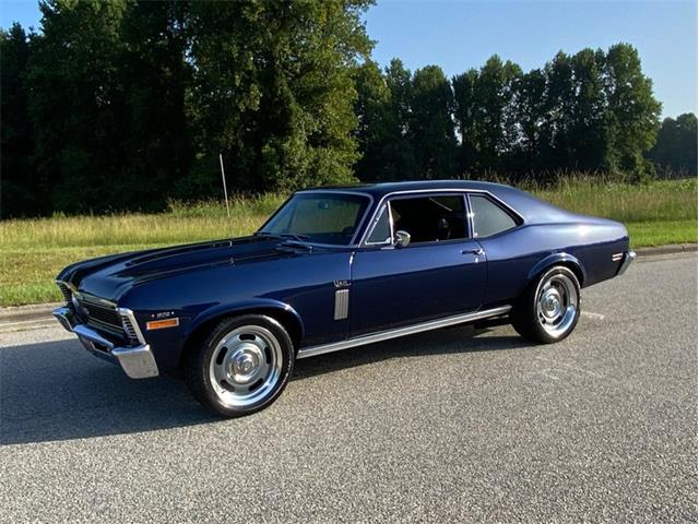 1970 Chevrolet Nova (CC-1520726) for sale in Greensboro, North Carolina