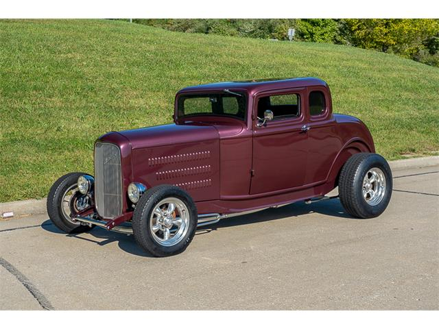 1932 Ford 5-Window Coupe (CC-1527272) for sale in Biloxi, Mississippi