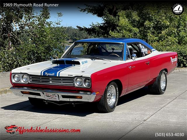 1969 Plymouth Road Runner (CC-1527313) for sale in Gladstone, Oregon