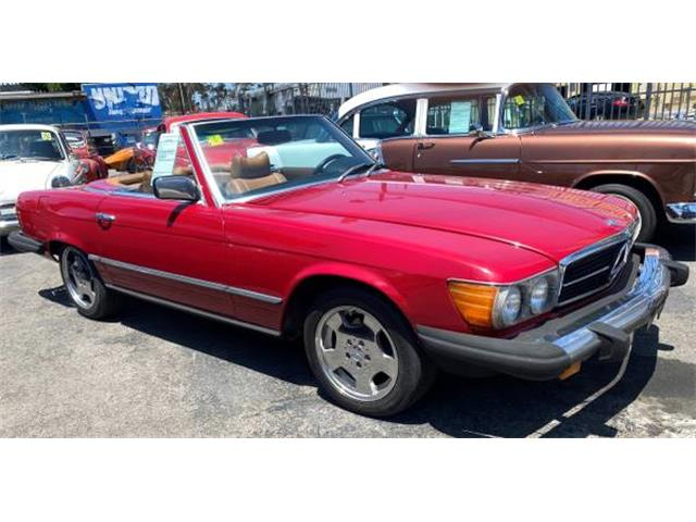 1979 Mercedes-Benz 450SL (CC-1527318) for sale in Los Angeles, California