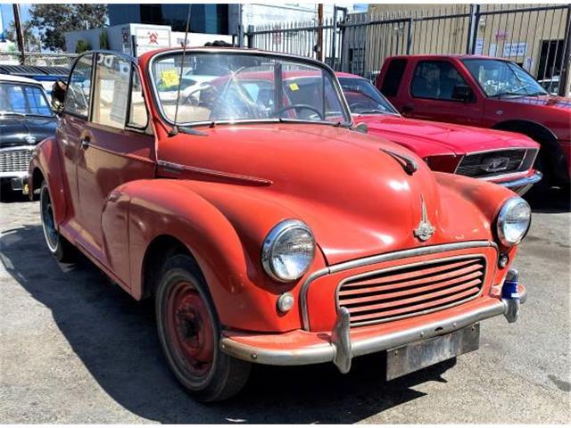 1958 Morris Minor (CC-1527321) for sale in Los Angeles, California