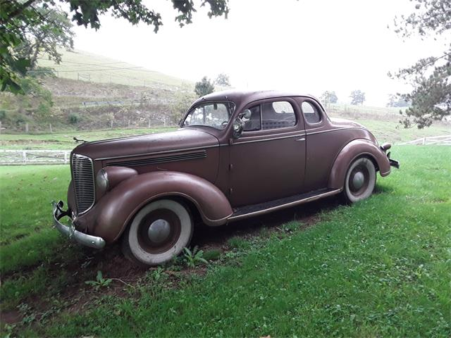 1938 Dodge Business Coupe (CC-1527329) for sale in Blue Grass, Virginia