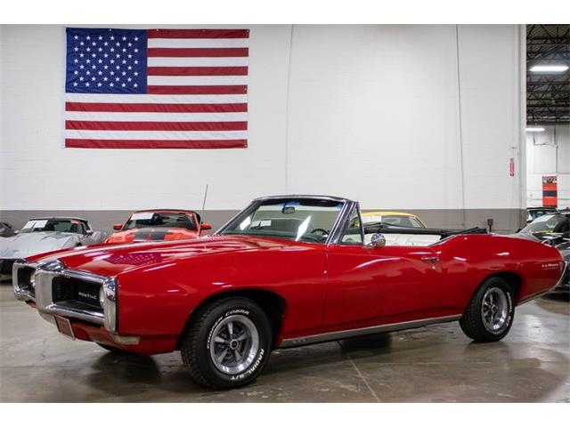1968 Pontiac LeMans (CC-1527338) for sale in Kentwood, Michigan