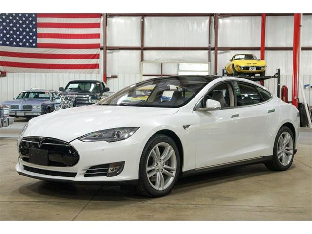 2014 Tesla Model S (CC-1527339) for sale in Kentwood, Michigan