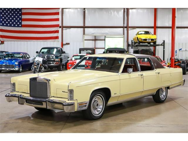 1977 Lincoln Continental (CC-1527340) for sale in Kentwood, Michigan