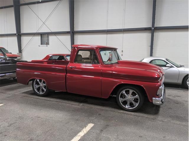 1964 Chevrolet C10 (CC-1520735) for sale in Greensboro, North Carolina