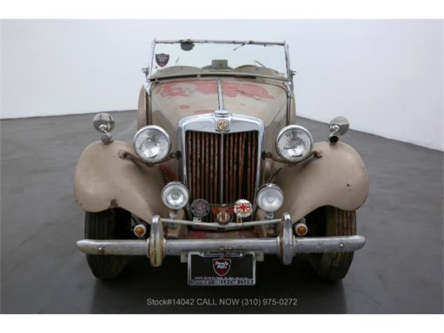 1952 MG TD (CC-1527350) for sale in Beverly Hills, California