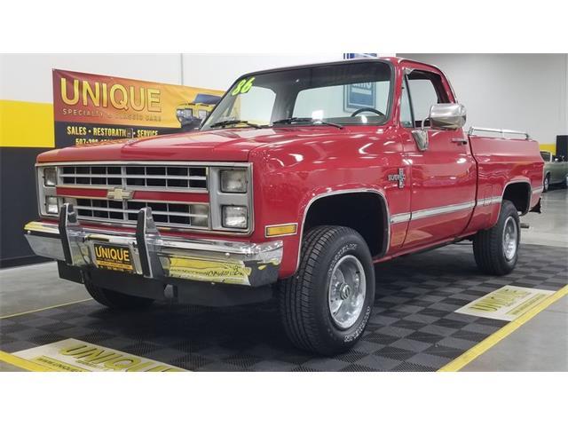 1986 Chevrolet Silverado (CC-1527352) for sale in Mankato, Minnesota