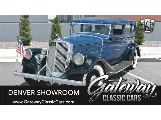 1933 Pierce-Arrow 836 (CC-1527357) for sale in O'Fallon, Illinois