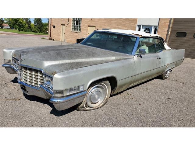 1969 Cadillac DeVille (CC-1527367) for sale in Mankato, Minnesota