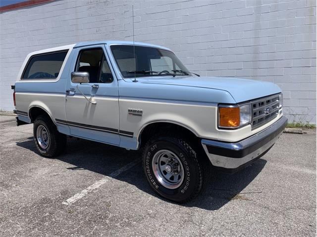 1987 Ford Bronco (CC-1520737) for sale in Greensboro, North Carolina