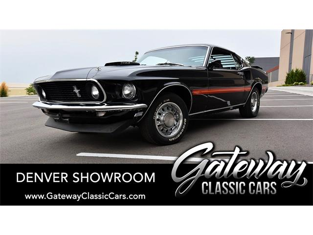 1969 Ford Mustang (CC-1527370) for sale in O'Fallon, Illinois