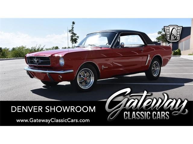 1965 Ford Mustang (CC-1527376) for sale in O'Fallon, Illinois