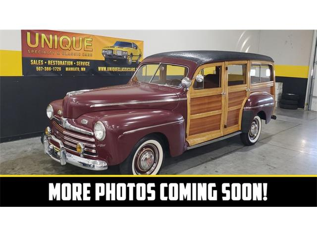 1946 Ford Woody Wagon (CC-1527379) for sale in Mankato, Minnesota