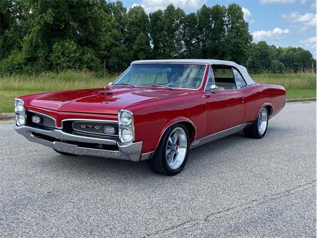 1967 Pontiac GTO (CC-1520738) for sale in Greensboro, North Carolina