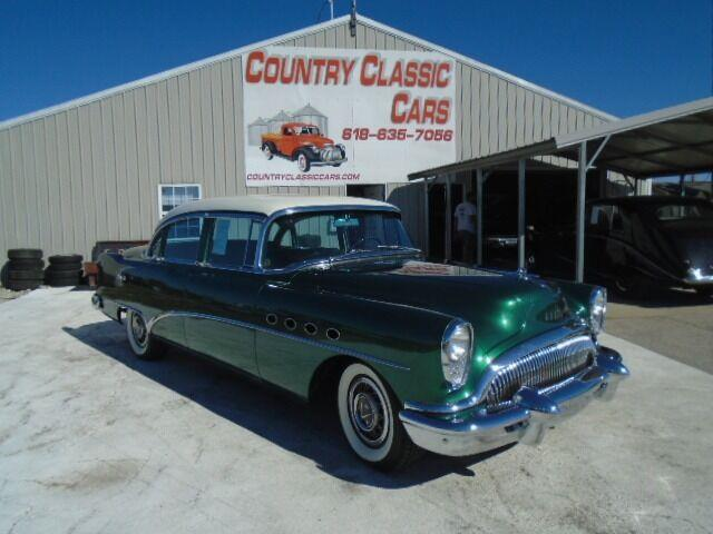 1954 Buick Roadmaster (CC-1527385) for sale in Staunton, Illinois