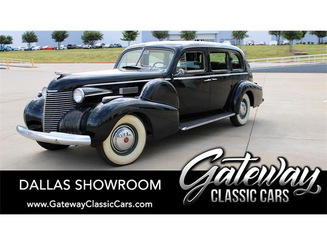 1940 Cadillac Fleetwood (CC-1527386) for sale in O'Fallon, Illinois