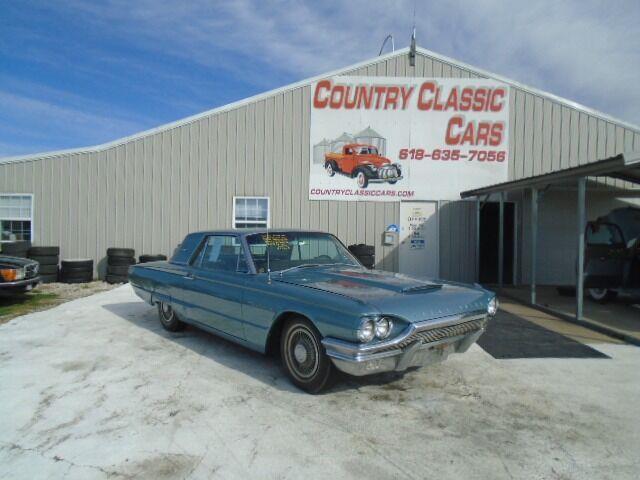 1964 Ford Thunderbird (CC-1527388) for sale in Staunton, Illinois