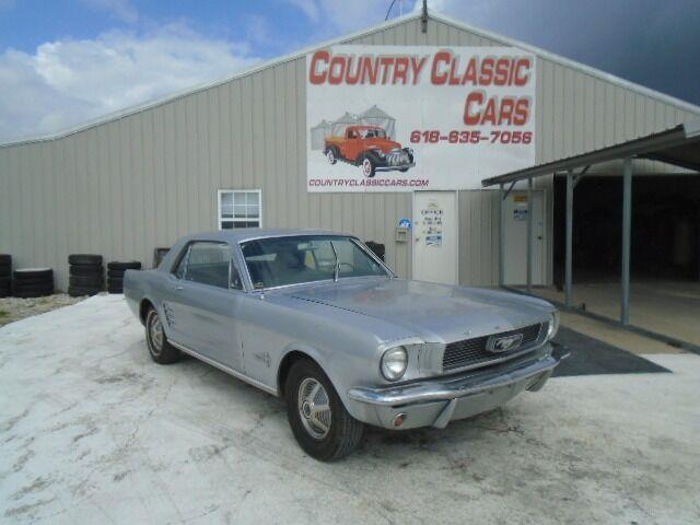 1966 Ford Mustang (CC-1527389) for sale in Staunton, Illinois