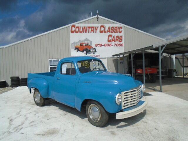 1953 Studebaker Pickup (CC-1527390) for sale in Staunton, Illinois
