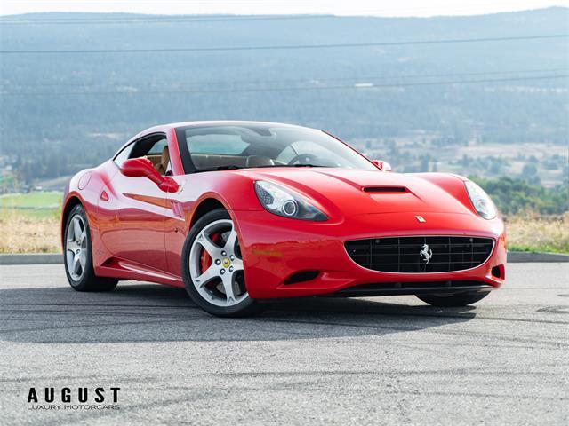 2010 Ferrari California (CC-1527391) for sale in Kelowna, British Columbia