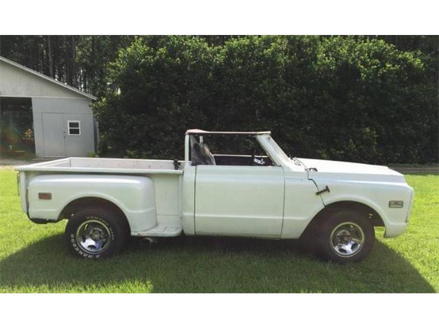 1971 Chevrolet C10 (CC-1527402) for sale in Cadillac, Michigan