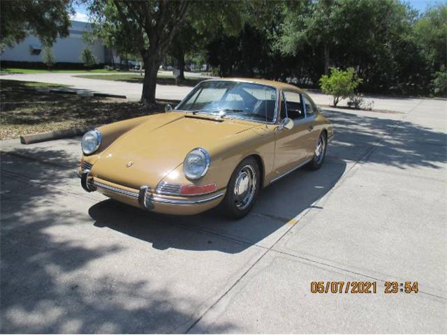 1968 Porsche 912 (CC-1527406) for sale in Cadillac, Michigan