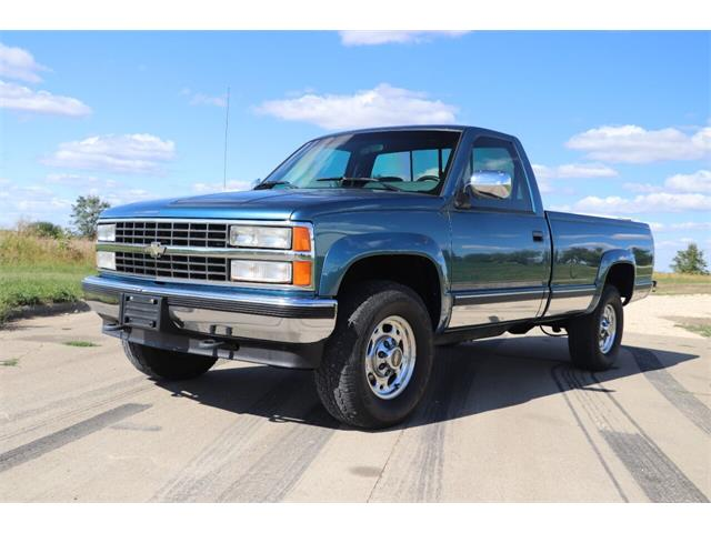1990 Chevrolet C/K 2500 (CC-1527408) for sale in Clarence, Iowa