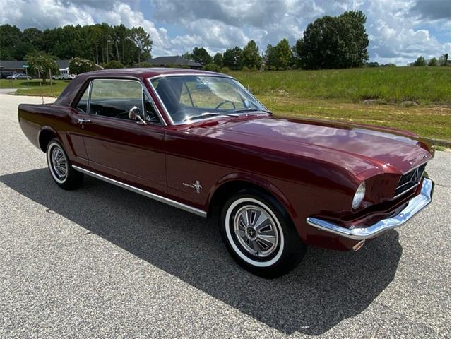 1966 Ford Mustang (CC-1520741) for sale in Greensboro, North Carolina