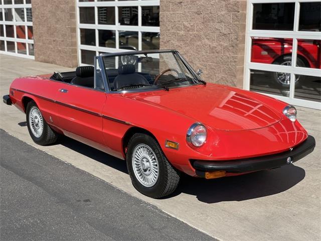 1977 Alfa Romeo Spider (CC-1527424) for sale in Henderson, Nevada