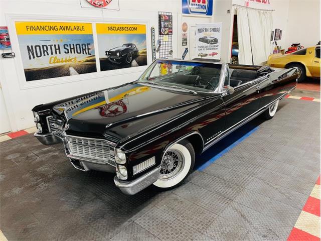 1966 Cadillac Eldorado (CC-1527429) for sale in Mundelein, Illinois
