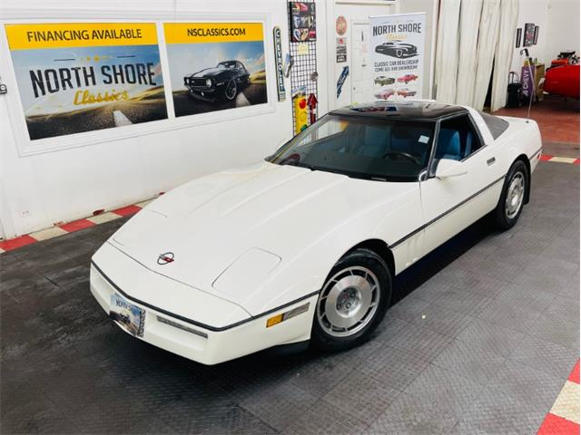 1987 Chevrolet Corvette (CC-1527430) for sale in Mundelein, Illinois