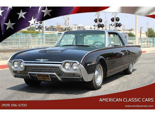 1962 Ford Thunderbird (CC-1527434) for sale in La Verne, California