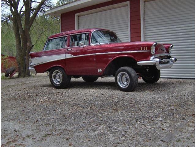 1957 Chevrolet 210 (CC-1527438) for sale in Cadillac, Michigan