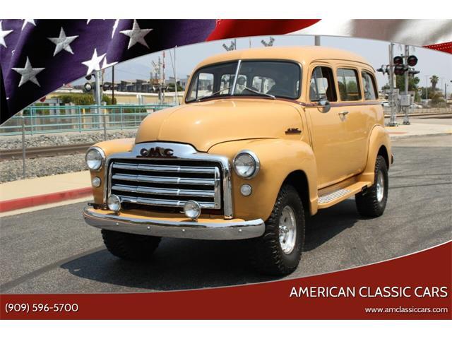 1953 GMC Suburban (CC-1527442) for sale in La Verne, California