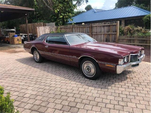 1972 Ford Thunderbird (CC-1527443) for sale in Cadillac, Michigan