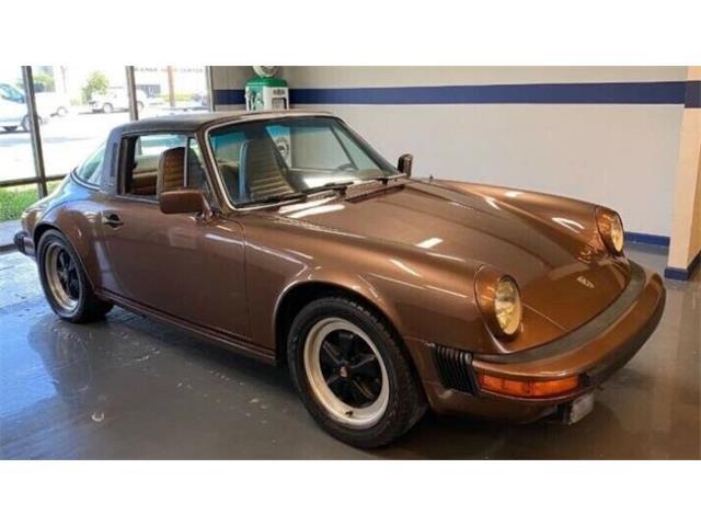 1978 Porsche 911 (CC-1527450) for sale in Cadillac, Michigan