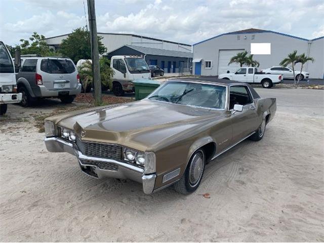 1969 Cadillac Eldorado (CC-1527452) for sale in Cadillac, Michigan